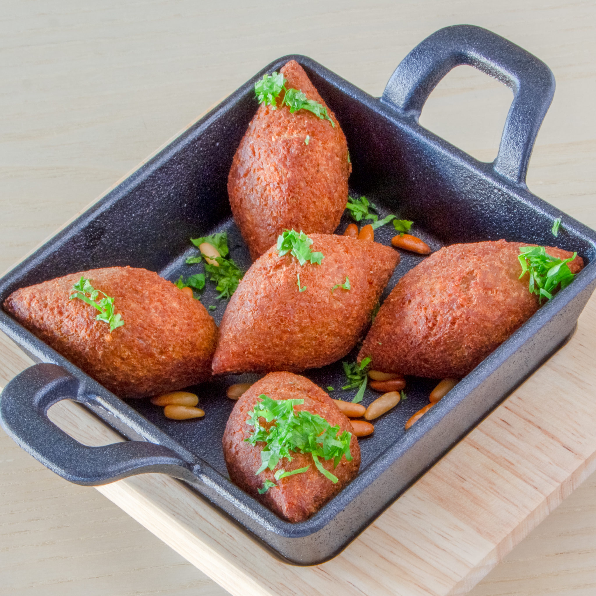 Fried Kebbeh