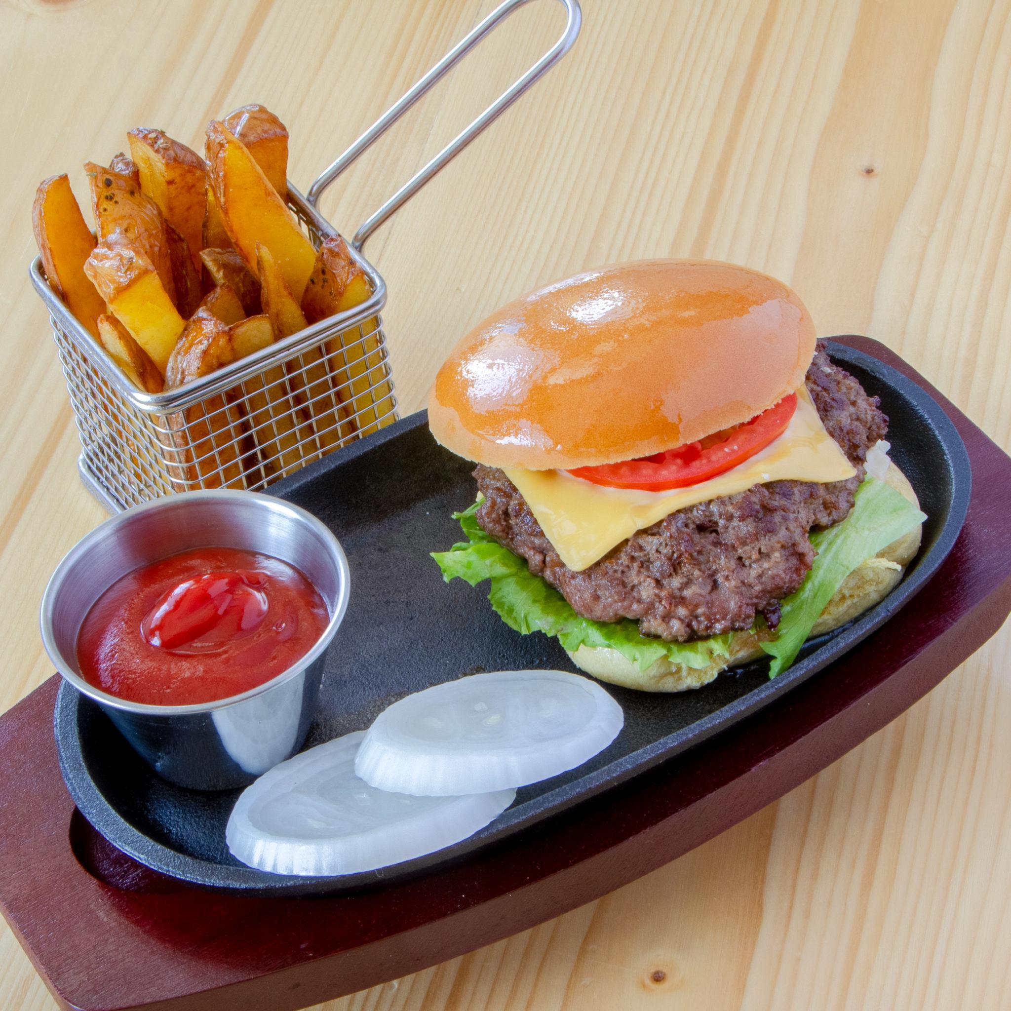 HANGAR66 Wagyu Burger