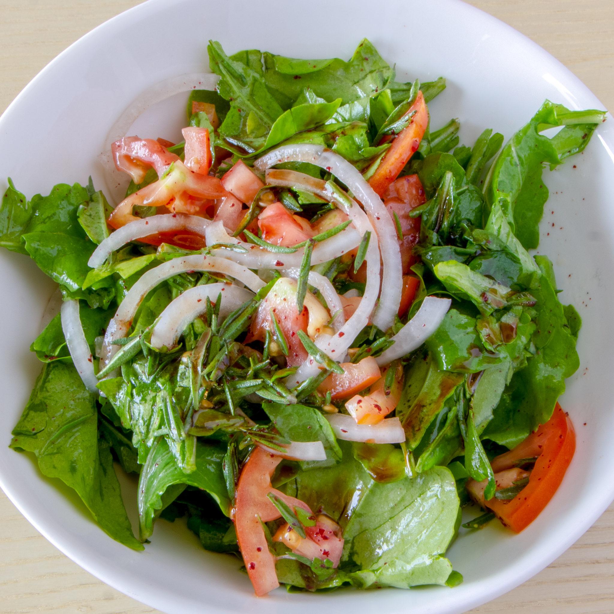 Rocka Zaatar Salad